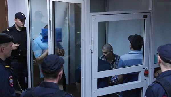Оглашение приговора членам банды GTA - Sputnik Таджикистан