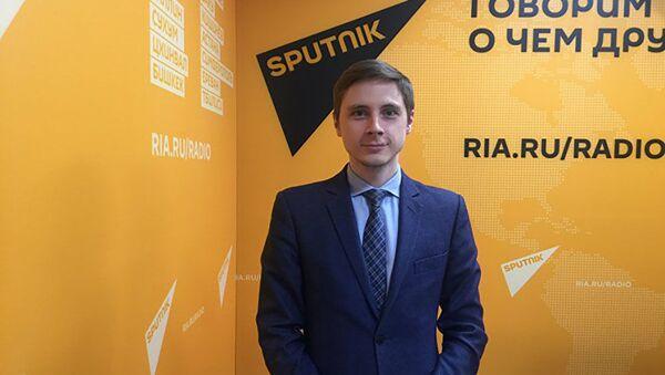 Денис Скрябин - Sputnik Таджикистан