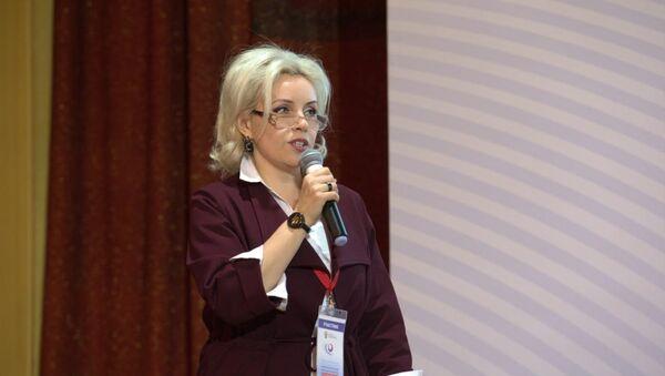 Эксперт-геоэколог, кандидат географических наук Наталья Рязанова - Sputnik Таджикистан