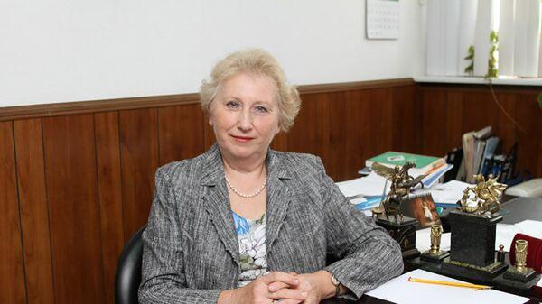 Вице-президент фонда Миграция XXI век Наталья Власова - Sputnik Таджикистан