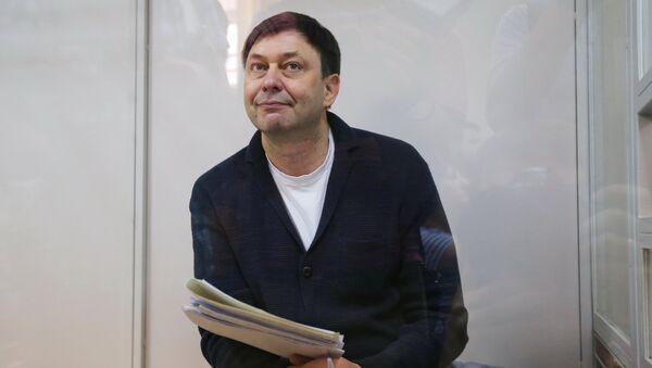Руководитель портала РИА Новости Украина Кирилл Вышинский, архивное фото - Sputnik Таджикистан