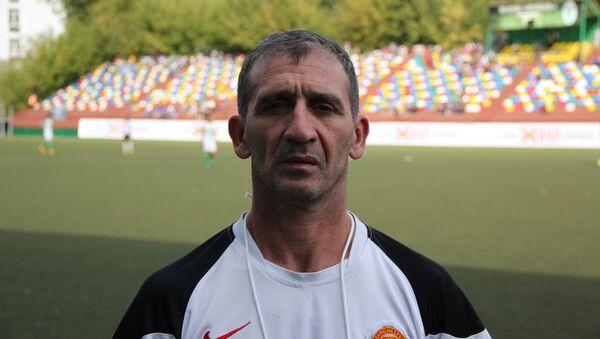 Тренер Максуд Саидхонов - Sputnik Таджикистан