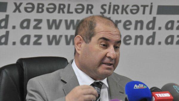 Политолог Мубариз Ахмедоглу - Sputnik Таджикистан
