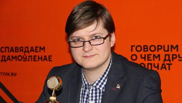 Политолог Петр Петровский - Sputnik Таджикистан