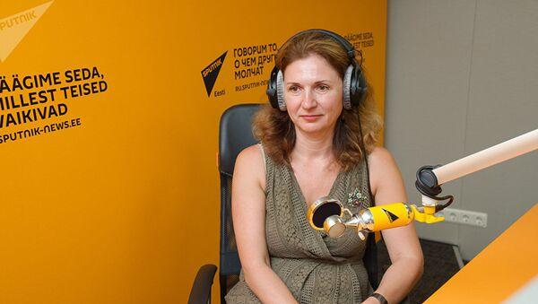 Педагог Наталия Чуйкина - Sputnik Таджикистан