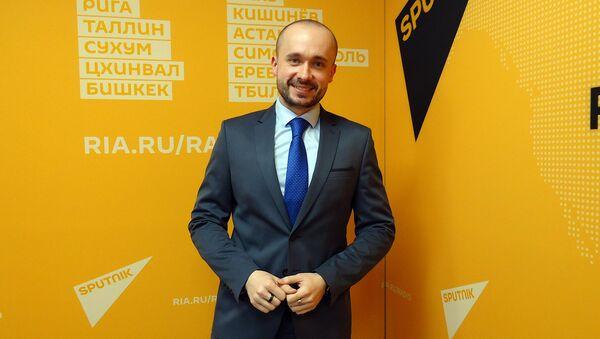 Антон Шабанов - Sputnik Таджикистан