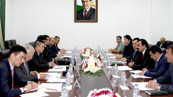 Консульские совещание между Таджикистаном и Узбекистаном - Sputnik Тоҷикистон