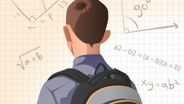 Каким должен быть школьный ранец - Sputnik Таджикистан