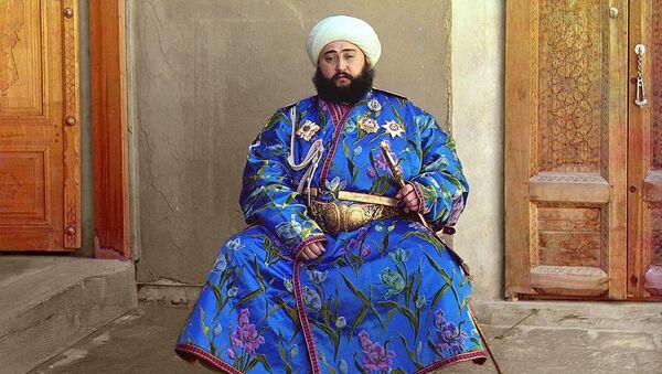 Эмир Сеид Алим-хан - Sputnik Таджикистан