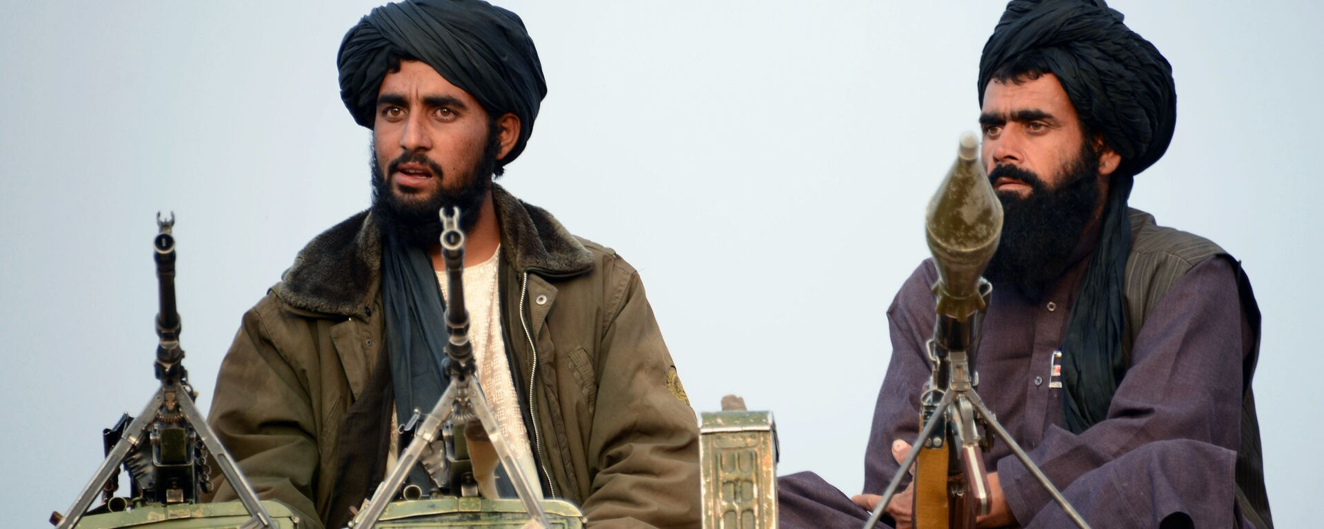 Боевики движения Талибан, архивное фото - Sputnik Тоҷикистон, 1920, 24.06.2021