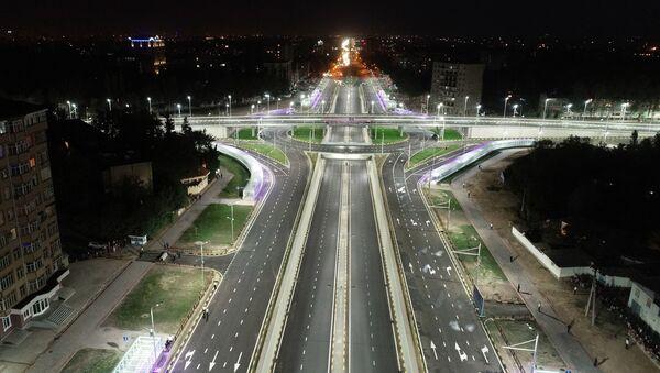 Эстакада, архивное фото - Sputnik Таджикистан