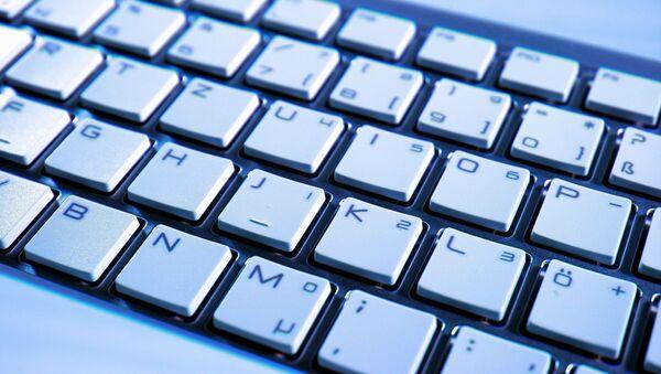 Клавиатура, архивное фото - Sputnik Таджикистан