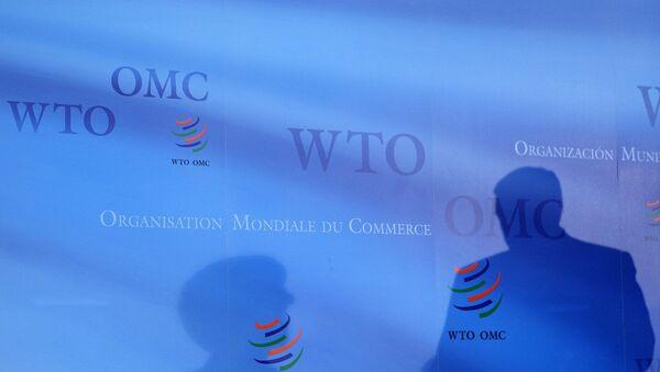 Штаб-квартира Всемирной торговой организации в Женеве, Швейцария - Sputnik Таджикистан