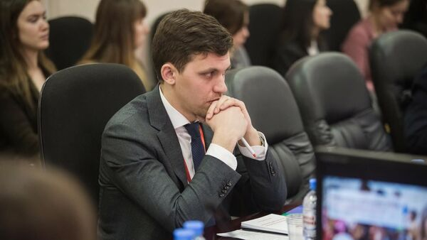 Специалист в области миграционного права Дмитрий Михайлов  - Sputnik Таджикистан