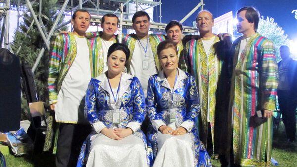 Ансамбль Академии макома Таджикистана - Sputnik Таджикистан