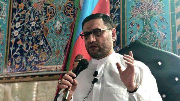 Шахин Гасанли - Sputnik Таджикистан