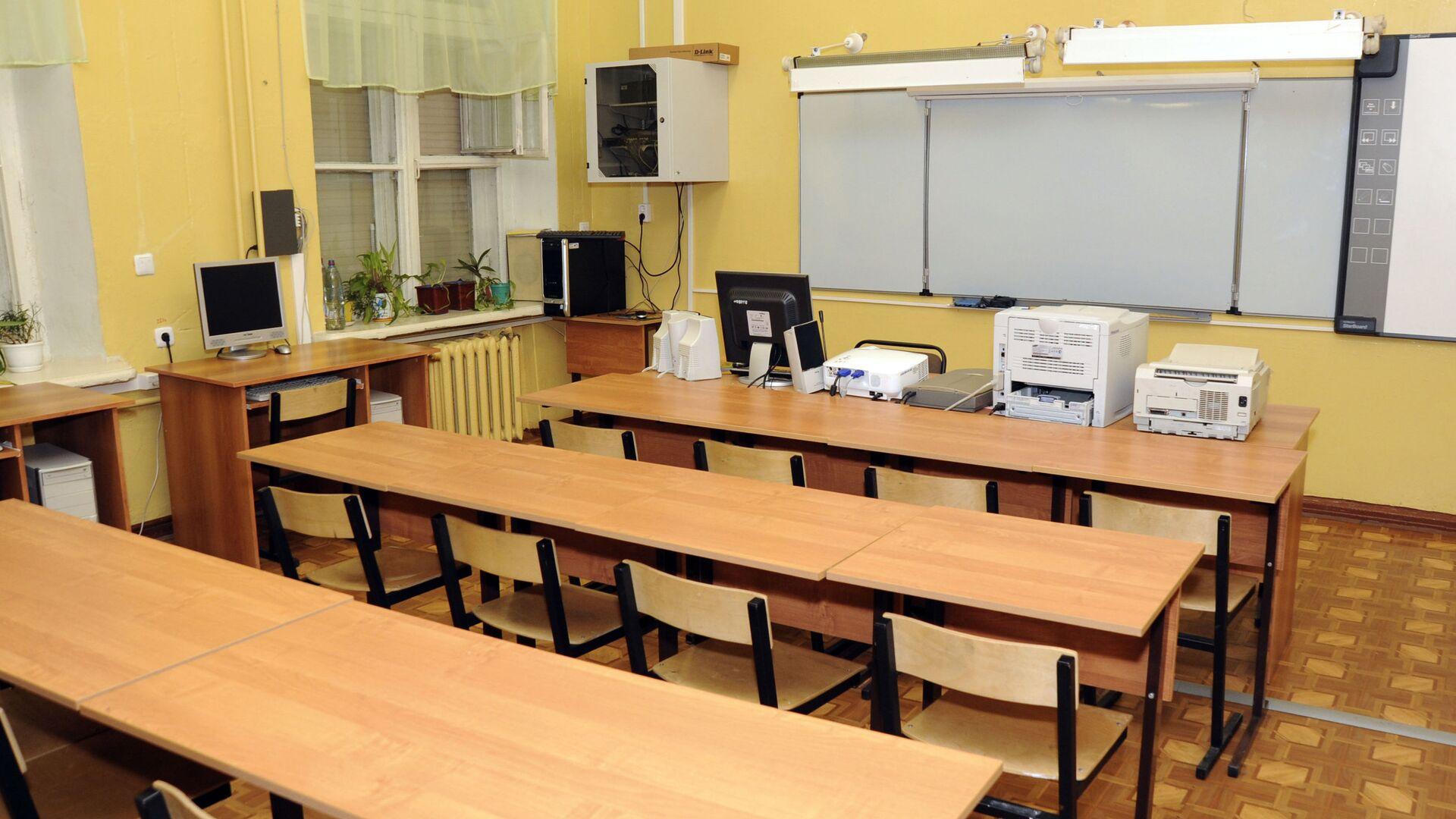 Школа  - Sputnik Таджикистан, 1920, 22.09.2021