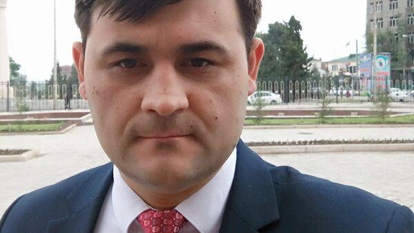 Рустам Азизи - Sputnik Таджикистан