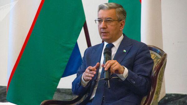 Председатель правления АО Узбекнефтегаз Бахром Ашрафханов - Sputnik Таджикистан