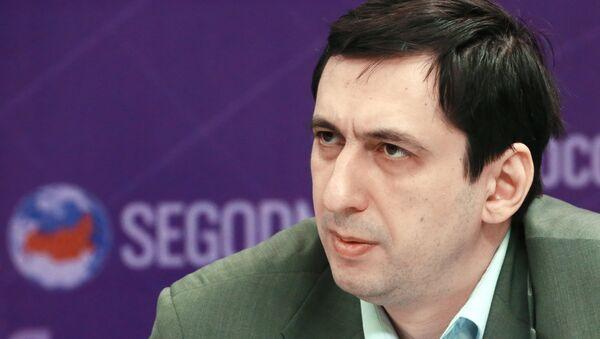 Эксперт Института востоковедения РАН Андрей Арешев - Sputnik Таджикистан
