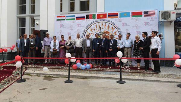 Почетные гости на III Международного фестиваля короткометражных фильмов Навсоз - Sputnik Тоҷикистон