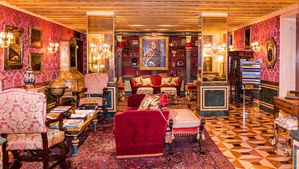 Номер в итальянском отеле, архивное фото - Sputnik Таджикистан
