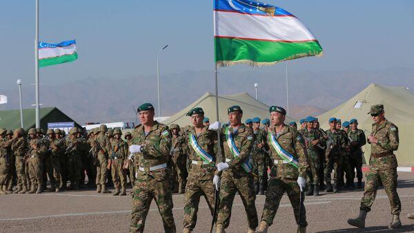 Военные Узбекистана - Sputnik Таджикистан