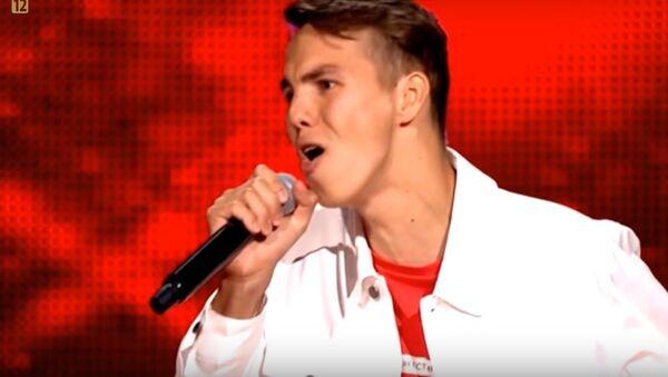 Кирилл Медников на Голос Польша - Sputnik Таджикистан