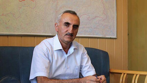 Директор фонда Ага-Хана в Таджикистане Ёдгор Файзов, архивное фото - Sputnik Тоҷикистон