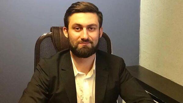 Филипп Деменков - Sputnik Таджикистан