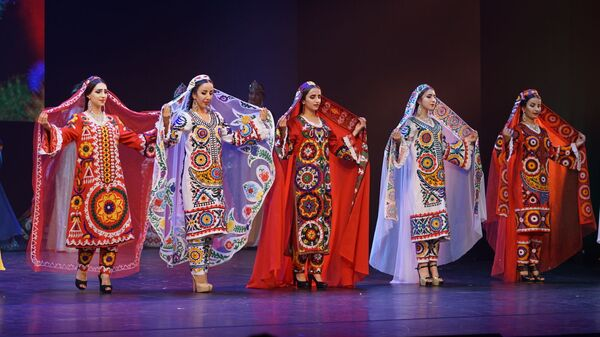Дни культуры Таджикистана в Москве - Sputnik Таджикистан