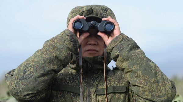 Учение ОДКБ Взаимодействие-2018, архивное фото - Sputnik Таджикистан