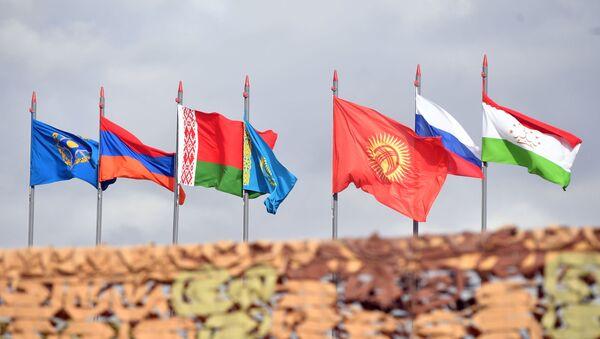 Учение ОДКБ Взаимодействие-2018 - Sputnik Таджикистан