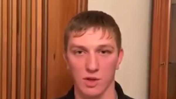 Извинения чеченца - Sputnik Тоҷикистон