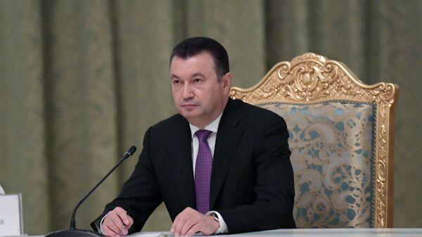 Премьер-министр Таджикистана Кохир Расулзода  - Sputnik Тоҷикистон