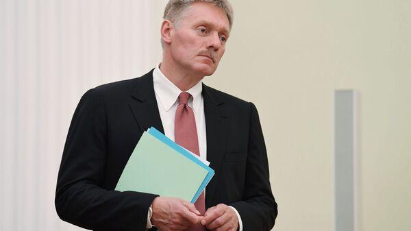 Пресс-секретарь президента России Дмитрий Песков - Sputnik Таджикистан