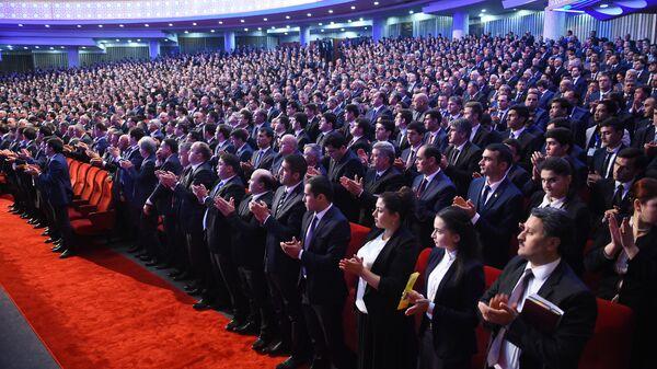 Гости и участники форума предпринимателей - Sputnik Таджикистан