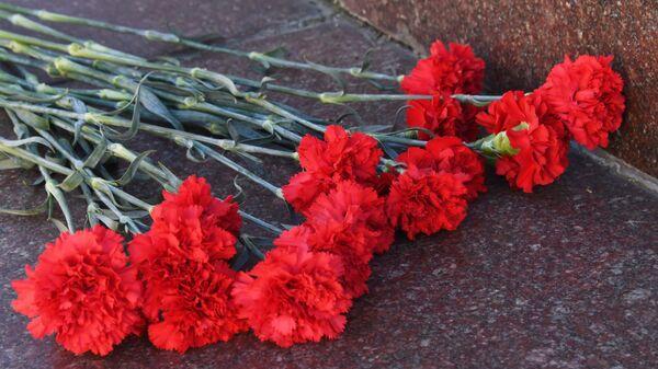 Акции памяти о погибших при нападении на колледж в Керчи - Sputnik Таджикистан