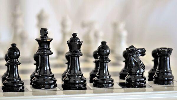 Игра в шахматы - Sputnik Таджикистан