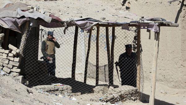Полиция в Афганистане - Sputnik Таджикистан