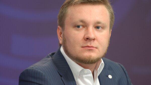 Директор Фонда энергетического развития Сергей Пикин, архивное фото - Sputnik Тоҷикистон