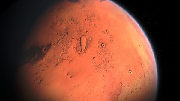 Планета Марс - Sputnik Тоҷикистон