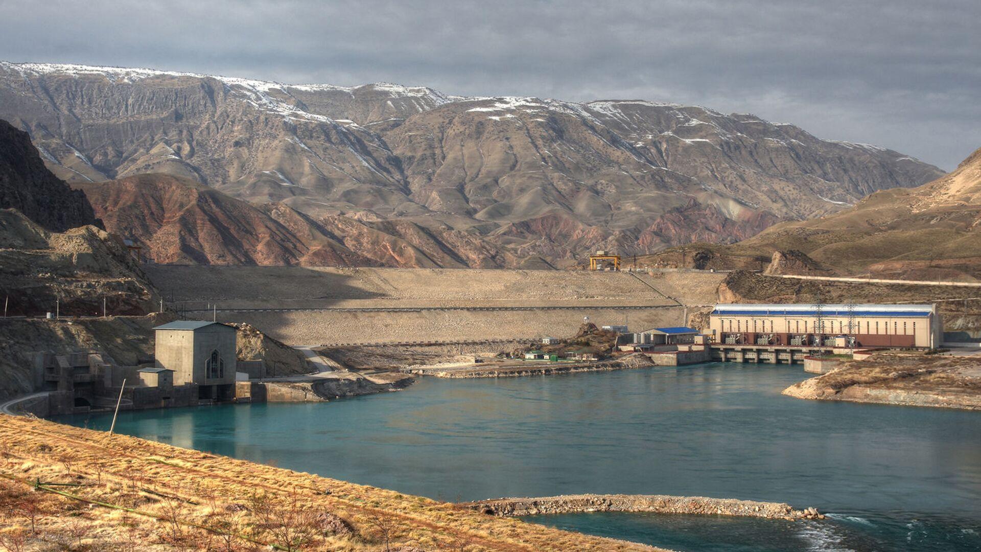 Сангтудинская ГЭС-1 - Sputnik Таджикистан, 1920, 11.02.2021