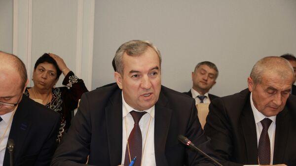 Бобозода Шавкат - Sputnik Таджикистан