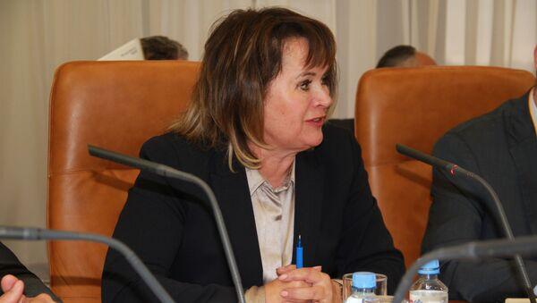Профессор Российского университета дружбы народов (РУДН) Марина Мосейкина   - Sputnik Таджикистан