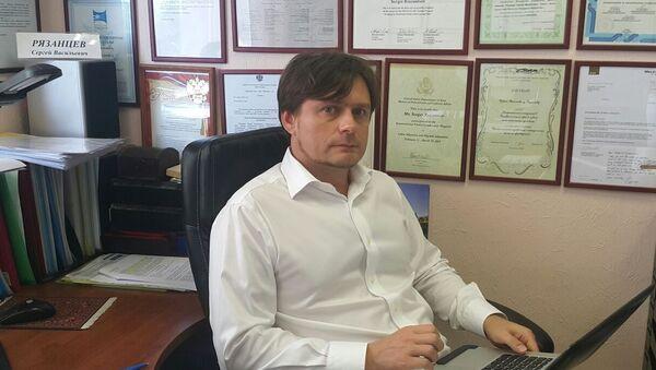 Рязанцев Сергей директор Института социально-политических исследований РАН - Sputnik Таджикистан