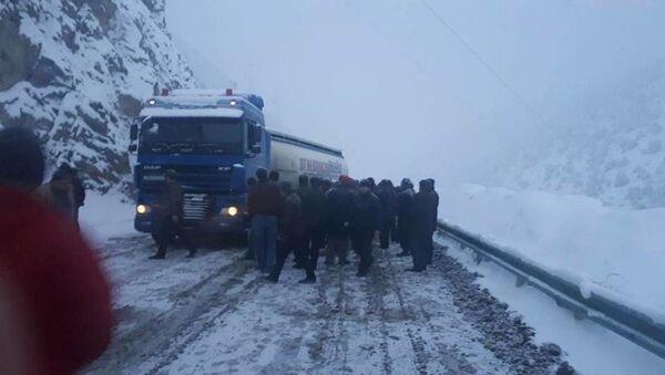 Автодорога Душанбе-Чанак - Sputnik Таджикистан