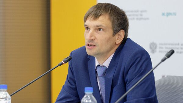 Директор Центра изучения мировых энергетических рынков ВШЭ Вячеслав Кулагин  - Sputnik Таджикистан