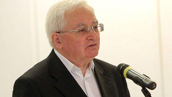 Политолог Юрий Светов - Sputnik Таджикистан