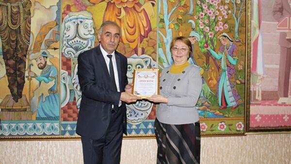В министерстве культуры Республики Таджикистан состоялось подведение итогов конкурсов - Sputnik Тоҷикистон